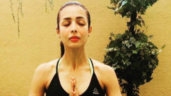 Monday Motivation Malaika Arora does a perfect Suryanamaskar and we couldn't possibly be more in love with her!