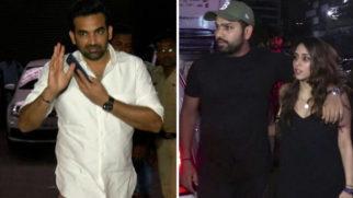Mumbai Indians Team SPOTTED at KOKO Bar, Kamala Mills Compound Rohit Sharma, Zaheer Khan, Kieron Pollard