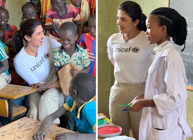 Priyanka Chopra has the PERFECT reply to this question about a follower asking her why she is helping the poverty in Ethiopia but not the poverty in India!