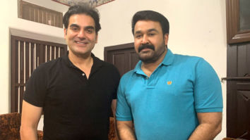 PHOTOS: Arbaaz Khan excited to make Malayalam debut with superstar Mohanlal in Big Brother
