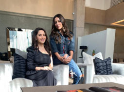 PHOTOS: Gauri Khan gets a visit from her favourite actress Madhuri Dixit