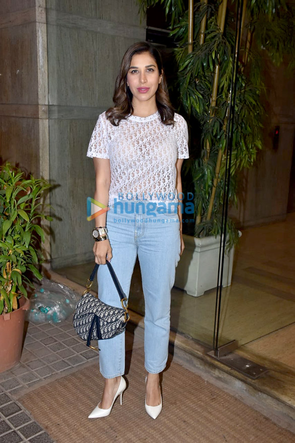 Photos: Celebs grace the special screening of India's Most Wanted