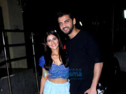 Photos: Zaheer Iqbal and Pranutan Bahl snapped at PVR Juhu