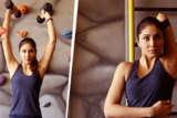 Pooja Chopra REVEALS her Workout Routine My Workout at Gym