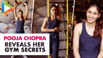 Pooja Chopra REVEALS her Workout Routine My Workout at Gym