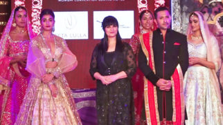 Pooja Hegde, Terence Lewis and others on RAMP at Weddings Unveiled event in Mumbai