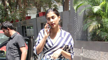 Pooja Hegde spotted in Khar