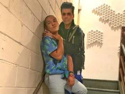 Prabal Gurung denies dating Karan Johar, says his 'pyaar kiya to darna kya' photo was done with humour