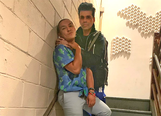 Prabal Gurung denies dating Karan Johar, says his 'pyaar kiya to darna kya' photo was done with humour