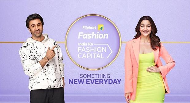 EXCLUSIVE: Ranbir Kapoor and Alia Bhatt are the new faces of Flipkart!
