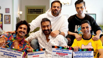 Rohit Shetty and Akshay Kumar begin Sooryavanshi with this epic picture!