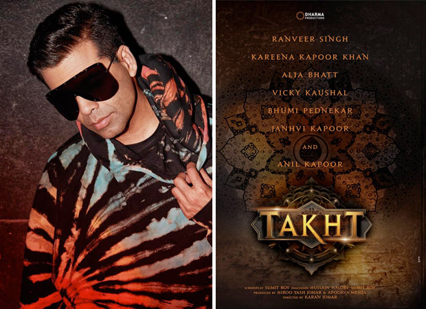 SCOOP! First schedule of Karan Johar directorial Takht delayed