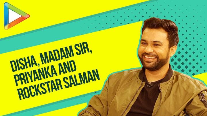 Salman-Disha's Karan-Arjun connection, Madam Sir Katrina Ali Abbas Zafar Priyanka Bharat