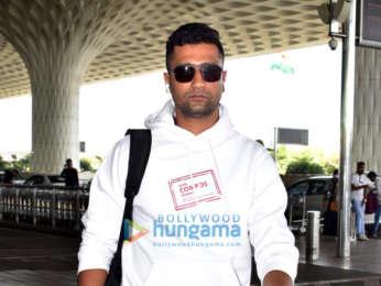 Sanya Malhotra, Parineeti Chopra, Mouni Roy and others snapped at the airport
