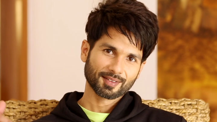 Shahid Kapoor On Meera's Feelings about Kabir Singh I Shouldn't bring Character Home