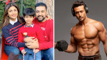 Shilpa Shetty's son, Viaan, impresses guru Tiger Shroff with a perfect backflip (watch video)