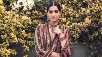 Sonam Kapoor Ahuja dressed in Sabyasachi is sending us to couture heaven!