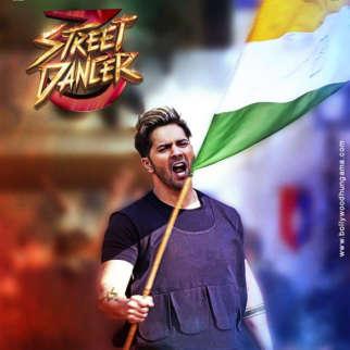 First Look Of Street Dancer 3D