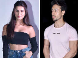 Student Of The Year 2 Team attend Cinepolis Event Tiger Shroff Tara Sutaria Ananya Panday Part 1