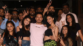 Student Of The Year 2 Team attend Cinepolis Event Tiger Shroff Tara Sutaria Ananya Panday Part 2 (2)