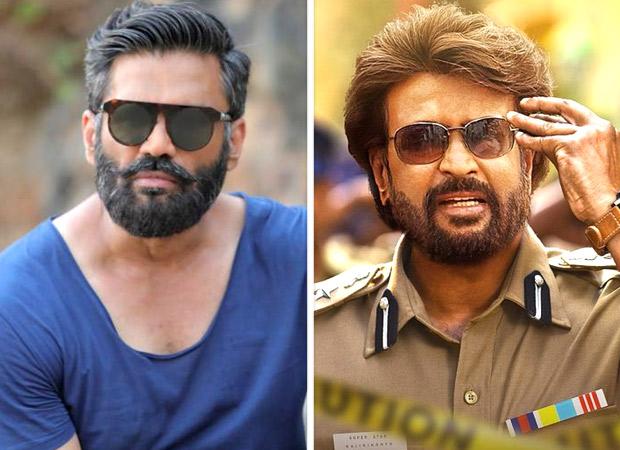 Suniel Shetty cast as villain in Rajinikanth - AR Murugadoss' cop drama Darbar