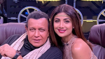 Super Dancer Chapter 3: Shilpa Shetty shares a lovely photo with 'Disco Dancer' Mithun Chakraborty