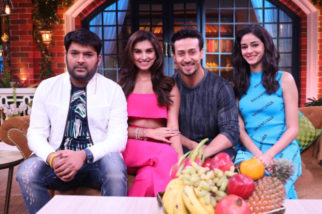 The Kapil Sharma Show: Student Of The Year 2 star Tiger Shroff reveals about his first CRUSH