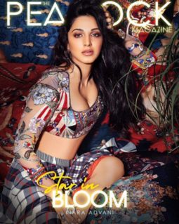 Diana Penty On The Covers Of The Peacock Magazine