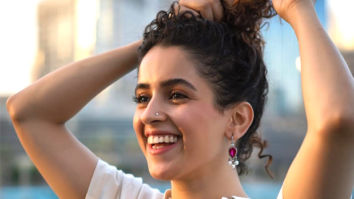 """The way he works is very different. It's all very spontaneous"" - Sanya Malhotra on exhilarating experience while shooting with Anurag Basu"