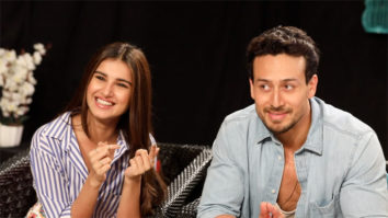 Tiger Shroff My Director told Me- You've to KISS Your Heroines, No matter What Tara Ananya