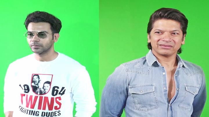 UNCUT Rajkummar Rao & Shaan Shoots for Bhamla Foundation's Anthem ' Hawa Aanede'