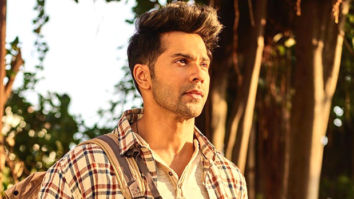 Varun Dhawan is super excited for UFC and decided to try some moves out on his trainer! (Watch video)