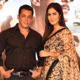 Zinda Song Launch Salman Khan feels Katrina Kaif will win National Award for Bharat