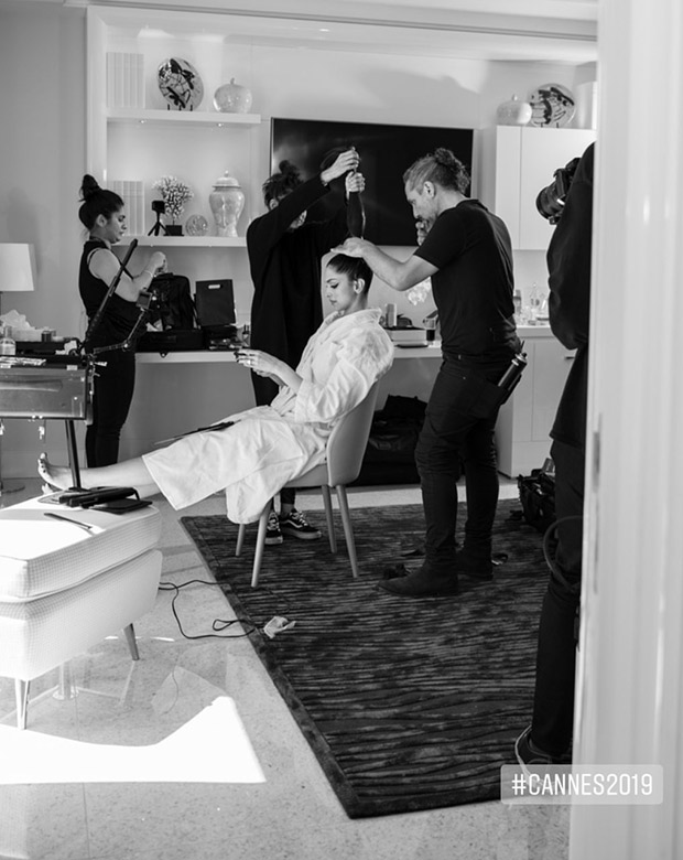 Cannes 2019 Day 1: Deepika Padukone shares BTS moments of what went down to create a stunning red carpet look