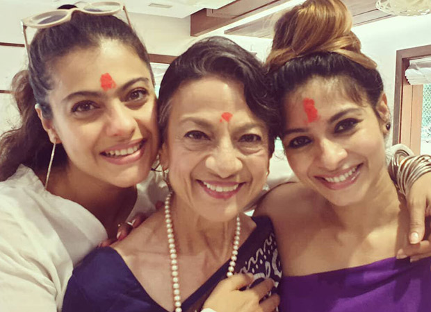 Kajol's mother Tanuja to remain in hospital for a week after her diverticulitis surgery
