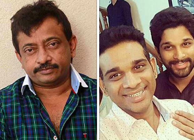 Fans REACT to Ram Gopal Varma's nasty comment on Allu Arjun and his family