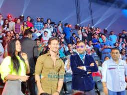 Shroffs ROCK at MMA Night in Delhi Tiger Shroff Jackie Shroff Krishna Shroff-b6d4-4b62-8fb2-d10df0715612