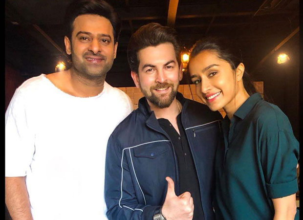 SAAHO: Neil Nitin Mukesh SHARES a heartfelt note about shooting with Prabhas, Shraddha Kapoor and the team