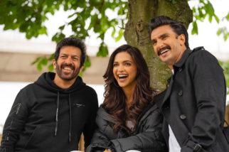 '83: Deepika Padukone joins Ranveer Singh as his reel wife in Kabir Khan directorial and the photos are priceless