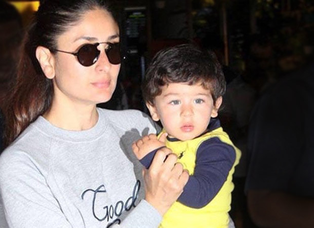 Kareena Kapoor Khan RESPONDS to rumours about Taimur Ali Khan making his acting debut in Good News!