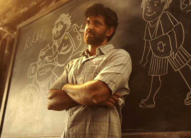 Ahead of the Super 30 trailer release, Hrithik Roshan posts another still!