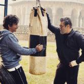 Ali Abbas Zafar shares a heart-warming still from Bharat featuring Salman Khan and Sunil Grover