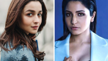 Alia Bhatt unveils the first guest wardrobe of Anushka Sharma on Mi Wardrobe Su Wardrobe