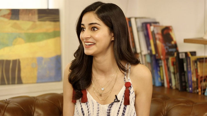 Ananya Panday's AMAZING Chemistry With Kartik Aaryan How SRK Trained Her SOTY 2