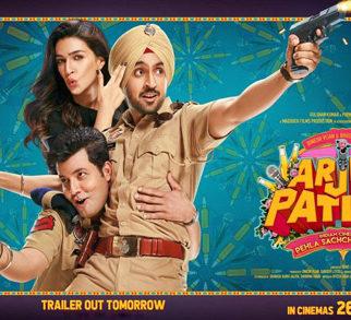 First Look Of The Movie Arjun Patiala