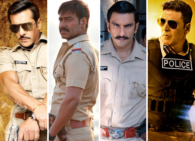 BREAKING Is Rohit Shetty hinting that Dabangg's Chulbul Pandey aka Salman Khan will join Singham, Simmba, Sooryavanshi in the cop universe