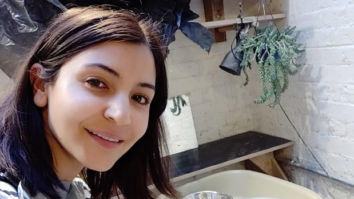 Check out Anushka Sharma attends pottery classes in London