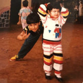 Cuteness Overload This throwback picture of Arjun Kapoor proves that he was born to face the camera!