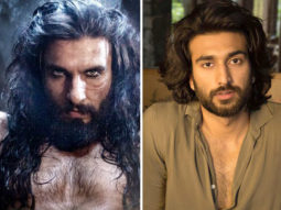 Did you know Ranveer Singh's stand-in for Alauddin Khilji in Padmaavat was Malaal debutante Meezaan Jaffrey