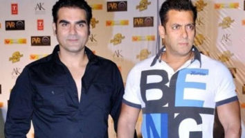 EXCLUSIVE VIDEO: Salman Khan REVEALS about the time Arbaaz Khan wore his clothes for a DATE
